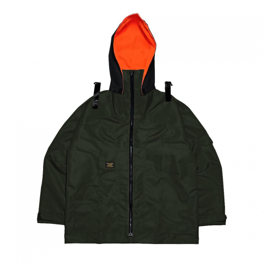 KAPPAFRAME JACKET - Army Green